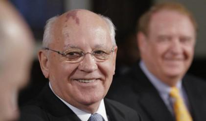 Горбачов: Русия може да изгуби 6 години при Путин