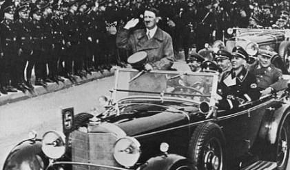 Откриха глоба за превишена скорост на Хитлер