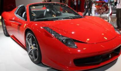 Ferrari обяви цената на новия 458 Spider