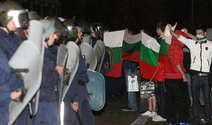 Антиромските протести у нас в центъра на световните медии