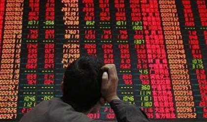Китайските индекси с 14-месечен минимум
