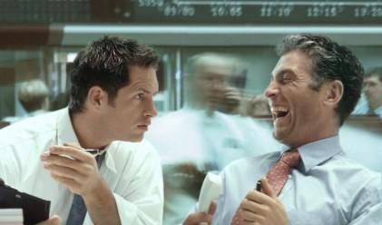 Как се шегуват финансистите