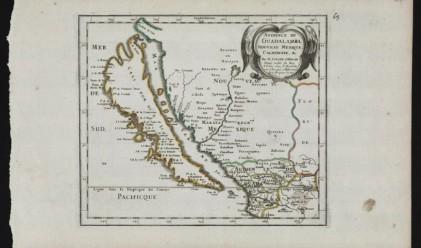 През XVII век хората смятали Калифорния за остров