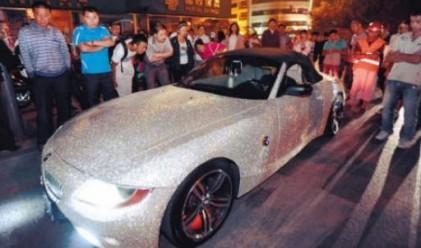 В Китай конфискуваха BMW, затова че е прекалено лъскаво