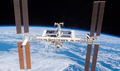 Режим на тока на Международната космическа станция