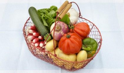 Зеленчуците двойно по-скъпи посред лято
