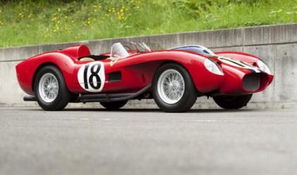Десетте най-скъпи автомобили, продавани някога на търг