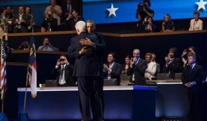 Бил Клинтън номинира официално Обама за втори мандат
