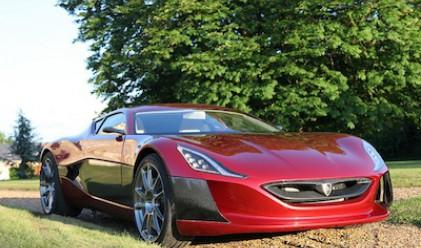 Хървати пускат един от най-бързите електрически автомобили