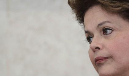 Бразилец проби охраната на Дилма Русеф, за да й предложи брак