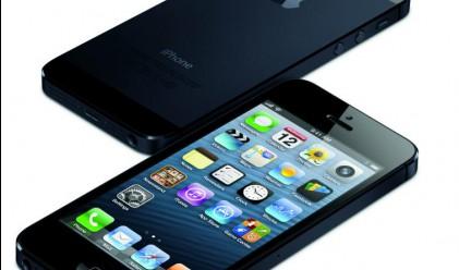 Apple представи новия iPhone 5 (снимки)