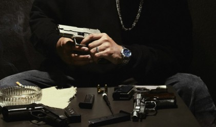 Арестуваха гангстери заради Facebook