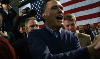38% от европейците не знаят кой е Мит Ромни