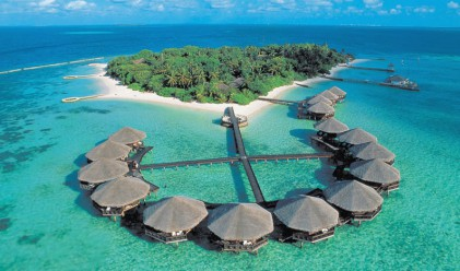 Дестинация: Малдивите