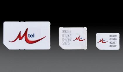 Вижте нано-SIM картата на Мтел за новия iPhone 5 (снимки)