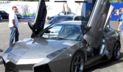 Украинец превърна своето Мitsubishi в Lamborghini Reventon