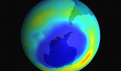 Озоновата дупка се свива
