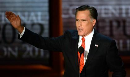 Ромни застана твърдо зад думите си