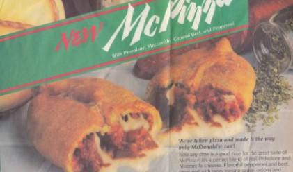 12 продукта на McDonald's, които се провалиха с гръм и трясък