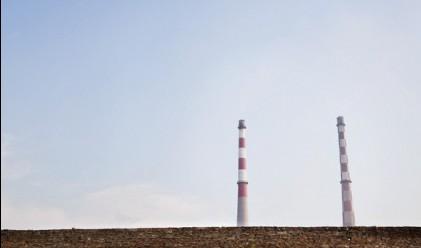 Взривиха 120-метров комин (видео)