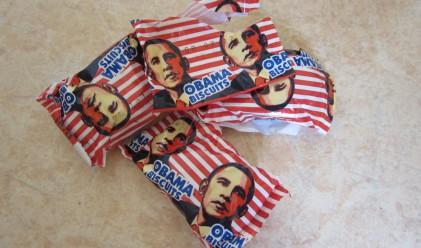 Обама ще спечели изборите прогнозират бисквити