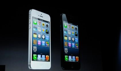 5 млн. iPhone 5 продадени в първия уикенд