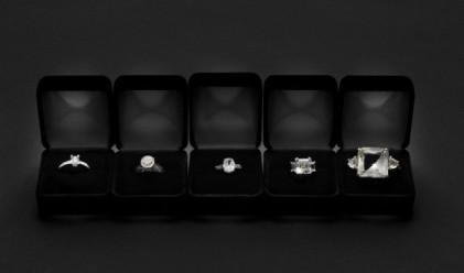 Откриха уникален 158-каратов диамант