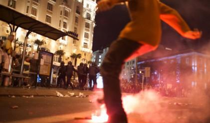Протести и в Испания