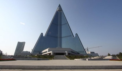 Една от най-грозните сгради в света отвътре