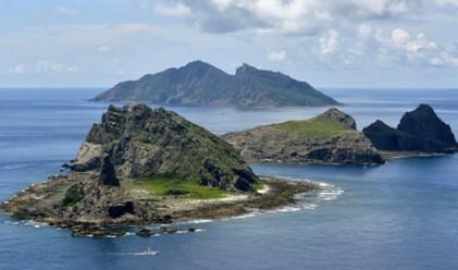 Япония няма да отстъпи за островите Сенкаку