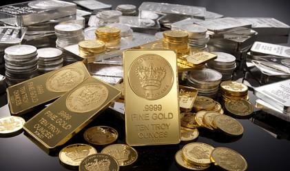 Златото с най-добро тримесечие от над две години насам
