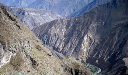 Най-красивите каньони в света