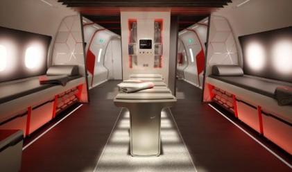 Nike проектира самолета на бъдещето за спортистите