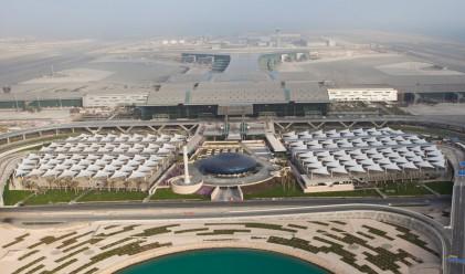 Вижте новото летище на Катар за 16 млрд. долара (снимки)