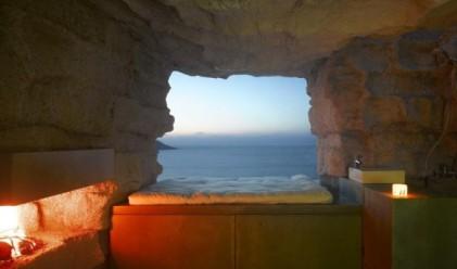 12 невероятни пещерни къщи и хотели