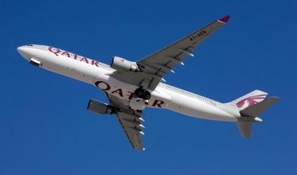 Airbus A330 събра погледите на летище София (снимки и видео)