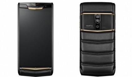 Новият луксозен смартфон на Vertu