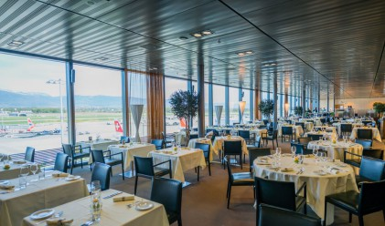 5 ресторанта на летища със звездната класа на Michelin