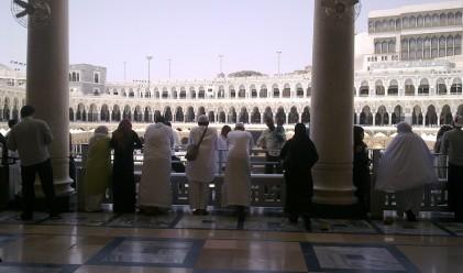 Бялото е новото черно за саудитските жени