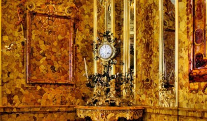 Тайната на загубената Кехлибарена стая