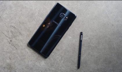 Samsung изтегля от пазара Galaxy Note 7