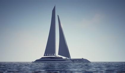 Тази соларна лодка ли е бъдещето на яхтите?
