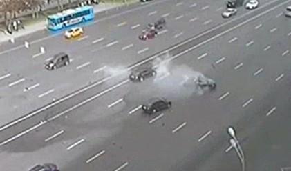 Любимият шофьор на Путин загина в катастрофа със служебната кола