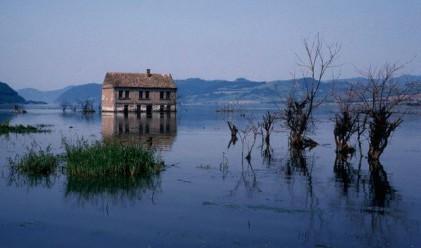 Извънредно положение в Солун и Пелопонес заради наводненията
