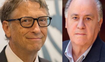 Бил Гейтс вече не е най-богатият човек в света