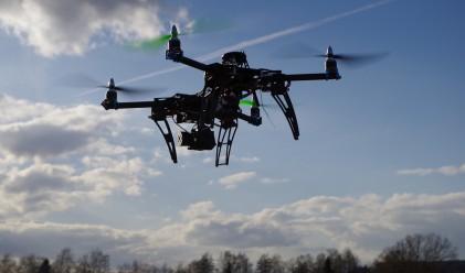 Създават първия в света ядлив дрон