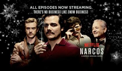 Синът на Пабло Ескобар критикува сериала Narcos във Facebook