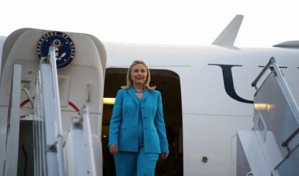 Хилари Клинтън с бронхопневмония и топлинен удар