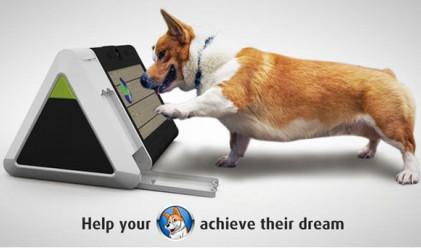 Хонконгска компания представи компютър за кучета