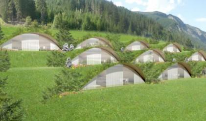 Пет забележителни къщи под земята
